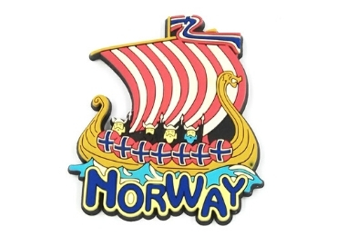 5 - Norway Metal Souvenir Magnet manufacturer and supplier in China