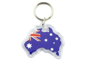 6 - Acrylic Souvenir Key Chain manufacturer and supplier in China