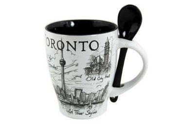 6 - Canada Souvenir Mug manufacturer and supplier in China