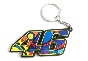 7 - CMYK Printed Souvenir Key Chain manufacturer and supplier in China