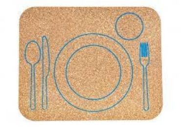 7 - Cork Souvenir Place Mat manufacturer and supplier in China