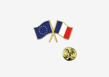France Souvenir Pin manufacturer and supplier in China