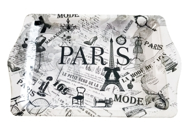 France Souvenir Tray manufacturer and supplier in China