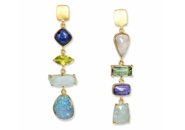 Gemstone Earring manufacturer and supplier in China
