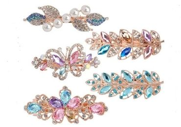 Gemstone Hairpin manufacturer and supplier in China