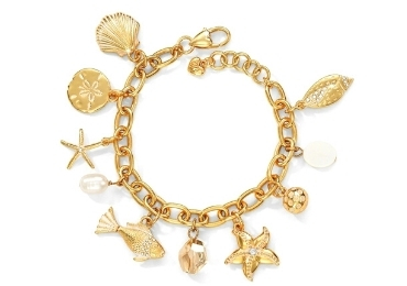 Golden Charms manufacturer and supplier in China