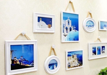 Greece Souvenir Photo Frame manufacturer and supplier in China