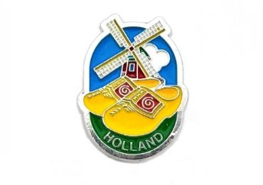Holland Enamel Pin manufacturer and supplier in China