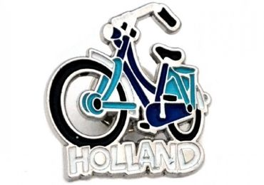 Holland Souvenir Pin manufacturer and supplier in China