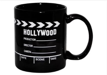 Hollywood Souvenir Mug manufacturer and supplier in China