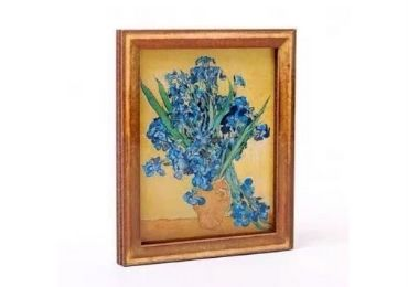 Irises Souvenir Photo Frame manufacturer and supplier in China
