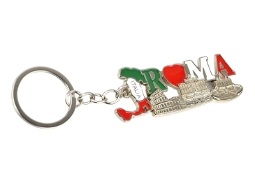 Italian Souvenir Keychain manufacturer and supplier in China