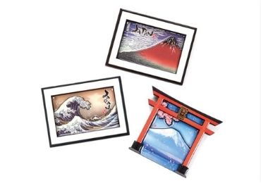 Japan Souvenir Photo Frame manufacturer and supplier in China