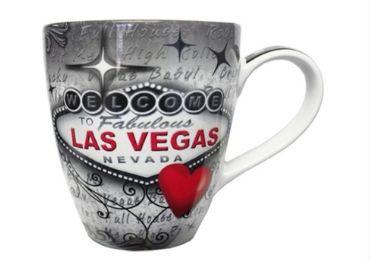 Las Vegas Souvenir Mug manufacturer and supplier in China