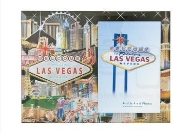 Las Vegas Souvenir Photo Frame manufacturer and supplier in China