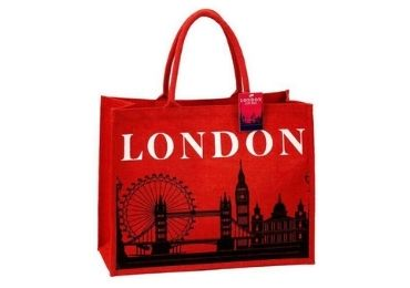 London Souvenir Bag manufacturer and supplier in China