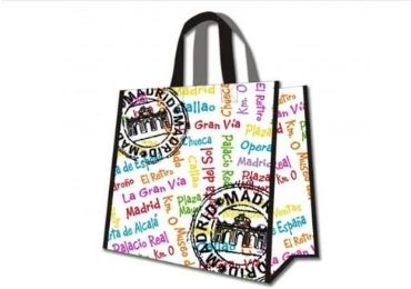 Madrid Souvenir Bag manufacturer and supplier in China