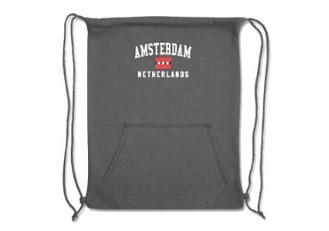 Netherland Souvenir Drawstring Bag manufacturer and supplier in China