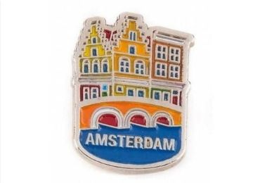 Netherlands Souvenir Pin manufacturer and supplier in China
