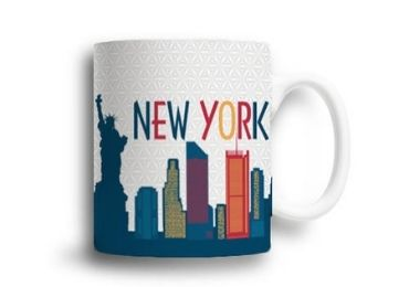 New York Souvenir Mug manufacturer and supplier in China
