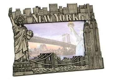 New York Souvenir Photo Frame manufacturer and supplier in China