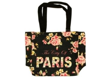 Paris Souvenir Bag manufacturer and supplier in China