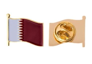 Qatar Souvenir Pin manufacturer and supplier in China