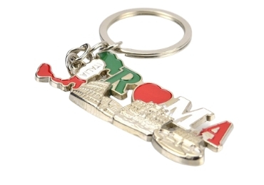 Roma Souvenir Keychain manufacturer and supplier in China