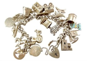 Silver Charms manufacturer and supplier in China