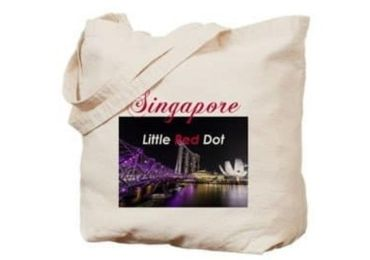 Singapore Souvenir Bag manufacturer and supplier in China