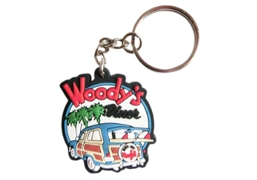 Soft PVC Souvenir Keychain manufacturer and supplier in China
