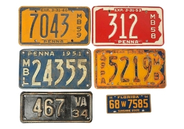 Souvenir License Plate Supplier and manufacturer in China