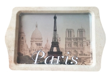 Souvenir Tray Paris manufacturer and supplier in China