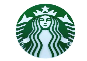 Starbucks Acrylic Sign manufacturer and supplier in China