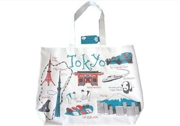 Tokyo Souvenir Bag manufacturer and supplier in China
