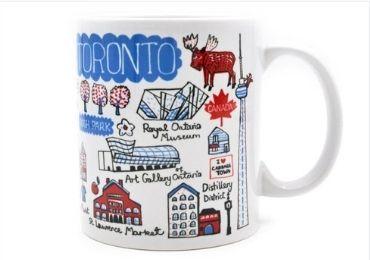 Toronto Souvenir Mug manufacturer and supplier in China
