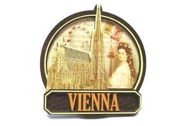 Wood Souvenir Magnet manufacturer and supplier in China
