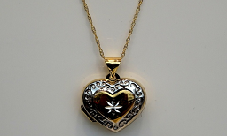 Locket Necklace manufacturer and supplier in China