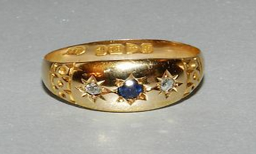 Gypsy Ring manufacturer and supplier in China