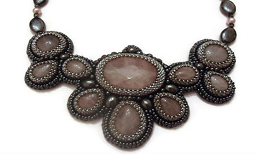 Plastron Necklace manufacturer and supplier in China