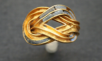 Knot Ring manufacturer and supplier in China