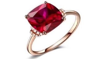 Ruby Ring manufacturer and supplier in China