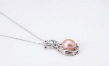 Pink Pearl Necklace manufacturer and supplier in China