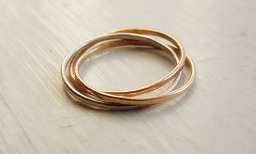Trinity Ring manufacturer and supplier in China
