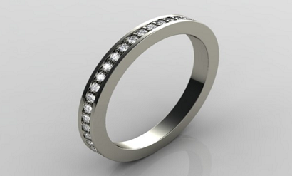 Eternity Ring manufacturer and supplier in China