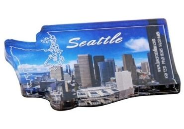 custom Advertising Acrylic Magnet wholesale manufacturer and supplier in China