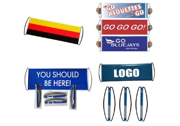 custom Advertising Cheering Banner wholesale manufacturer and supplier in China