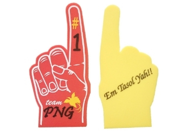 custom Advertising Event Finger wholesale manufacturer and supplier in China