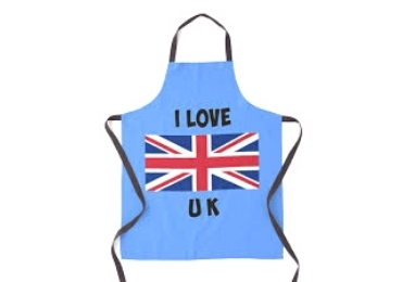 custom Advertising Fabric Apron wholesale manufacturer and supplier in China