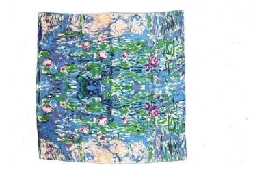 custom Advertising Gift Silk Scarf wholesale manufacturer and supplier in China